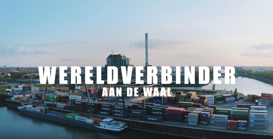 Nijmeegs best bewaarde geheim: De Grootste binnenhaven van Nederland
